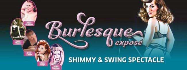 Burlesque Exposé-show!