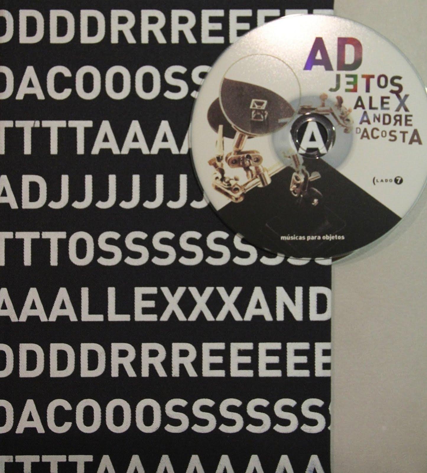 capa CD LIVRO ADJETOS
