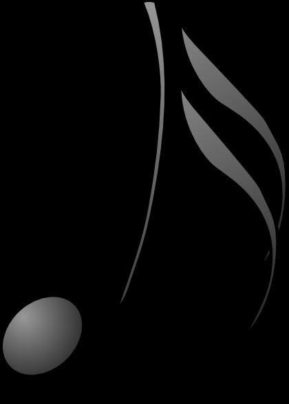Dibujos Ideia Criativa: Desenho de Notas Musicais