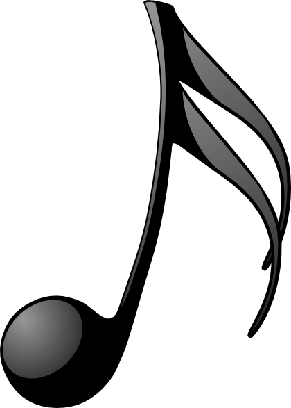 Desenho De Notas Musicais