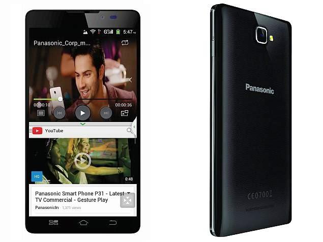 Spesifikasi dan Harga Panasonic P81 | Smartphone dengan Octa-core Prosesor