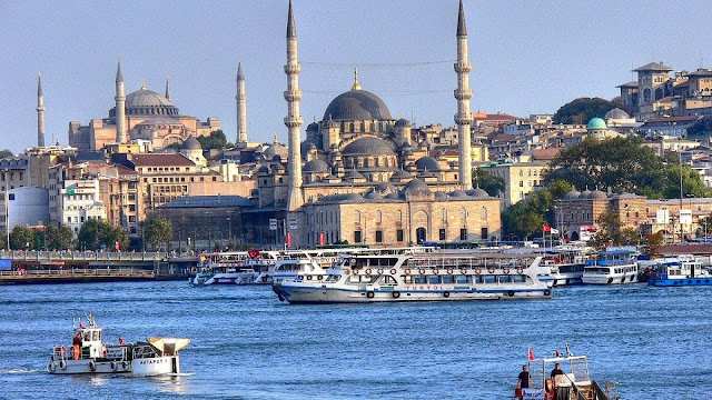 Turismo en Estambul, Turkia