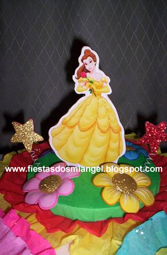 PRINCESAS DISNEY IV