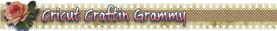 cricut craftin grammy