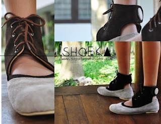 Jual Sepatu Boots Wanita