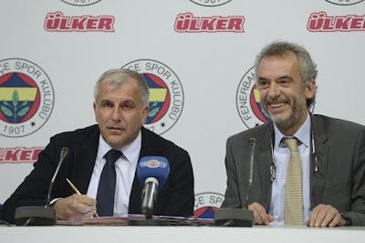Obradovic Fenerbahce Ulker