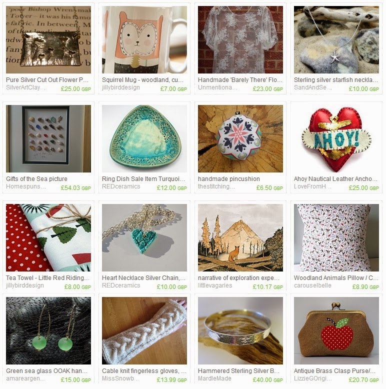 Mardle Made: Handmade in Dorset - Christmas Gifts for Her