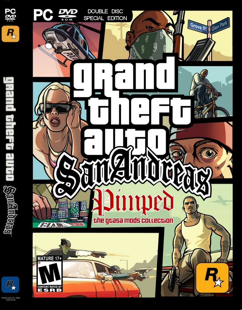 Gta san andreas highly compressed 100mb pc