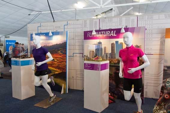 asics sports expo