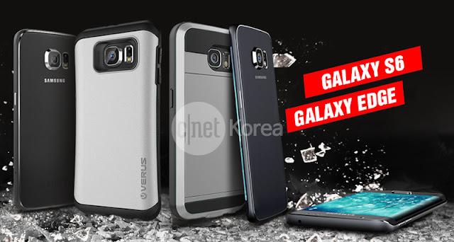 Samsung Galaxy S6 & S6 Edge Case