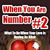 When You Are Number #2 - Free Kindle Non-Fiction