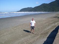 Com belas praias - Peruíbe