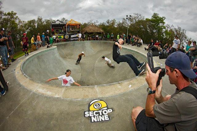 Florida Bowlriders 2012, Kona Skatepark, New Smyrna, Benji Galloway, Pedro Barros, Lizzie Armanto, Skateboard contest, skateboarding news