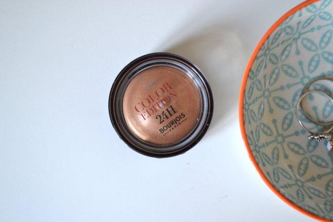 Bourjois Color Edition 24 Hour Eyeshadow in Or Desir