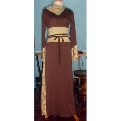 Model Baju Gamis Muslim Terbaru 2013 Informasi Dan Tips