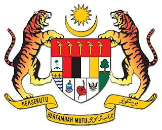 Senarai Nama Menteri Malaysia