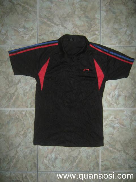 Áo thun thể thao nam màu đen đẹp giá rẻ 60k
