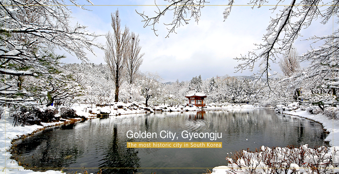 Golden City, Gyeongju