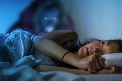 Sosok 'Iblis' yang Kerap Menghampiri Kita Saat Tidur