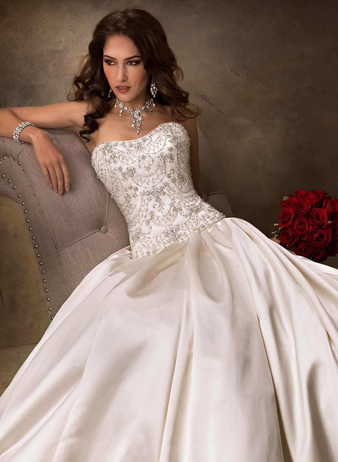 The Twisted Tulip Blog: Denver Florists- Wedding dresses 2013 ...