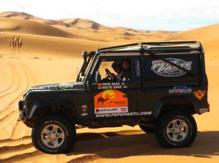 Trofeo Sin Fronteras Challenge Junio 2012