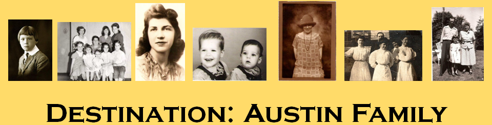 Destination: Austin Family