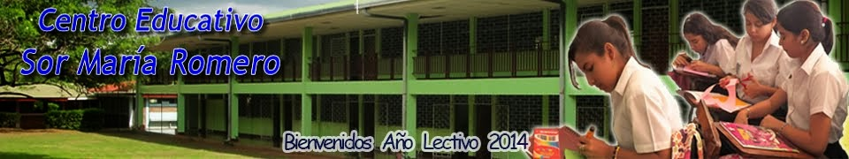 Centro Educativo Sor María Romero