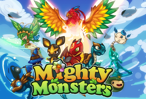 Mighty Monster for iPhone