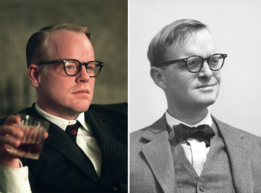 Philip Seymour Hoffman as Anthony Hopkins