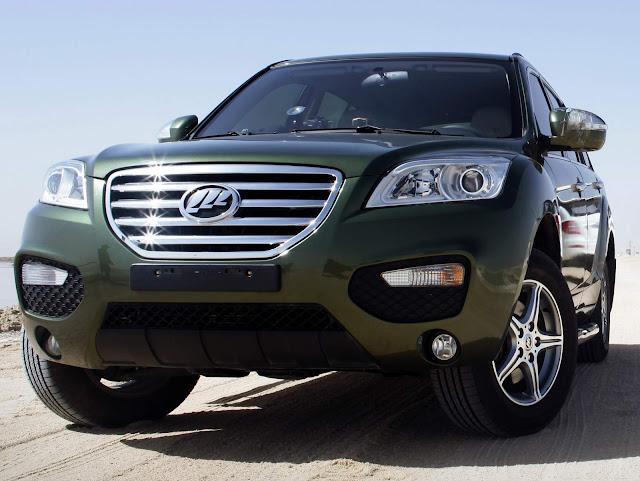 Lifan XC60 - SUV foi o modelo chinês mais vendido do Brasil em novembro