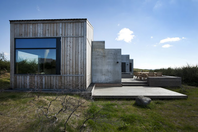 Brekkuskógur Cottages, A Social Housing in Iceland - Inspiring Modern Home