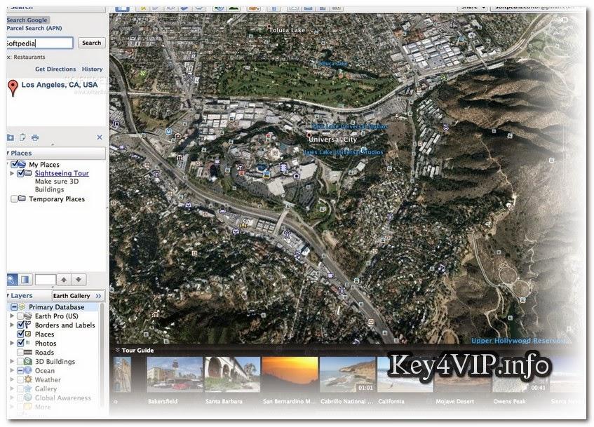 Google Earth Pro 7.1.2.2041 Final Full Key Download,Khám phá vũ trụ bao la từ máy tính
