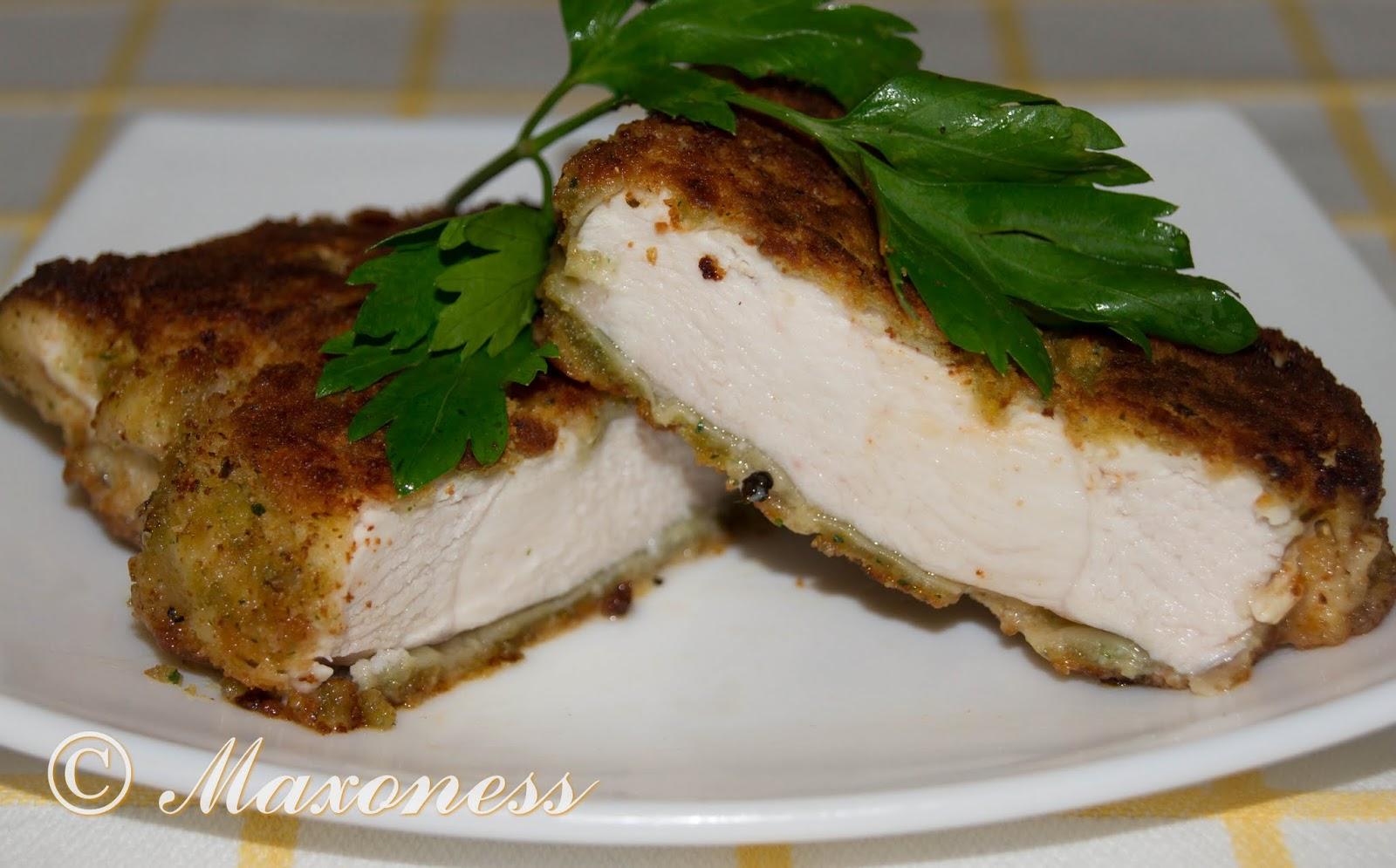 Хрустящая курица с чесноком от Джейми Оливера
