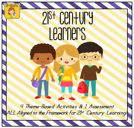 http://www.teacherspayteachers.com/Product/Theme-21st-Century-Learners-1441804
