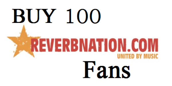 100 Reverbnation Fans