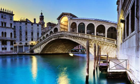 Top 25 destinations in the world: Venice, Italy
