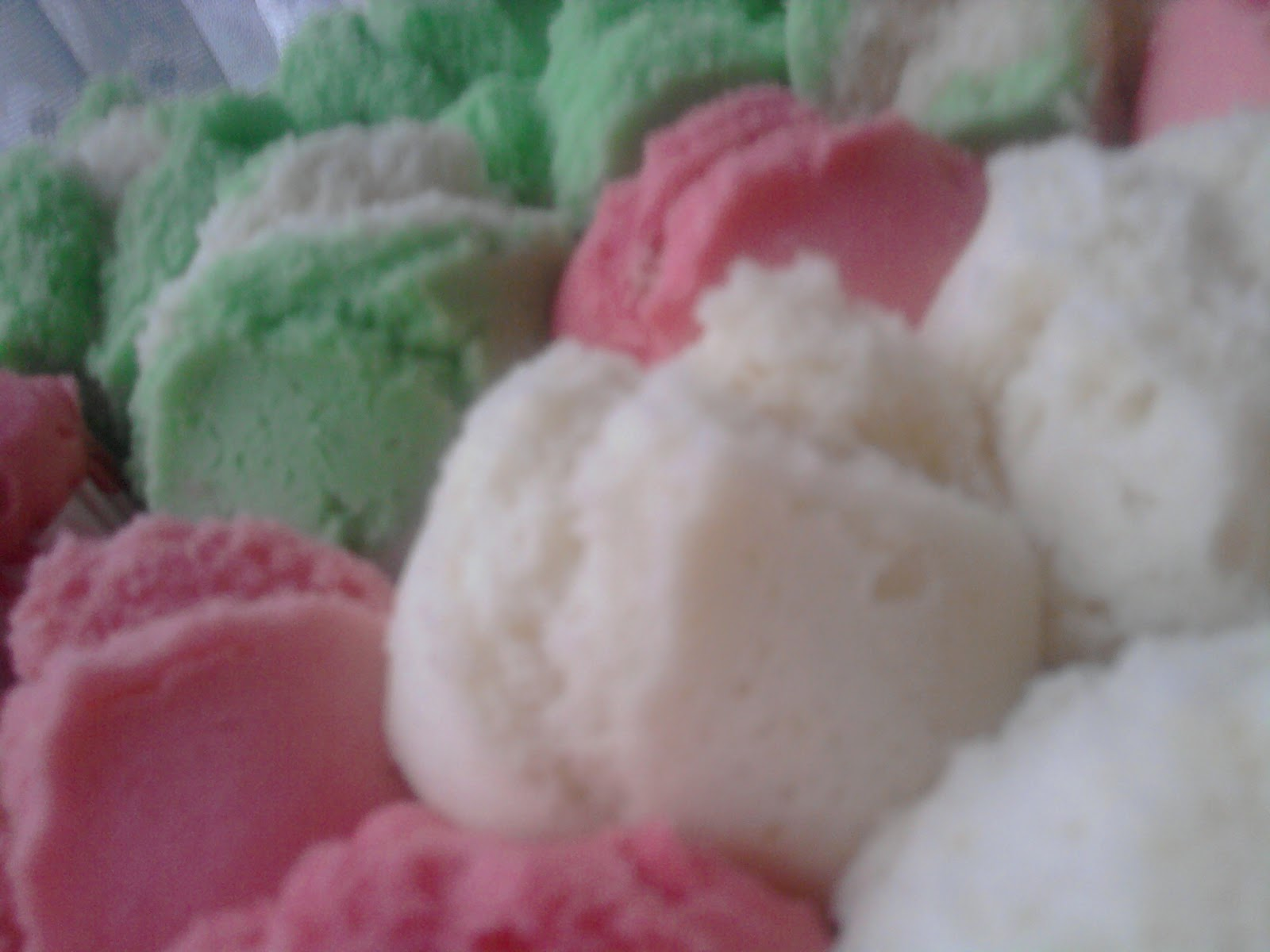 jenis kue resep dan cara membuat kue basah kukus susu