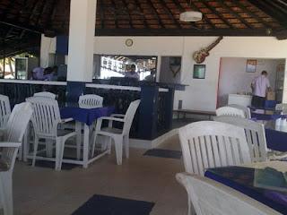 Joets Restaurant, Bogmalo Beach, Goa