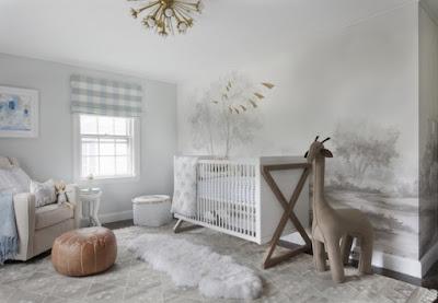 ห้องนอนเด็กแรกเกิด