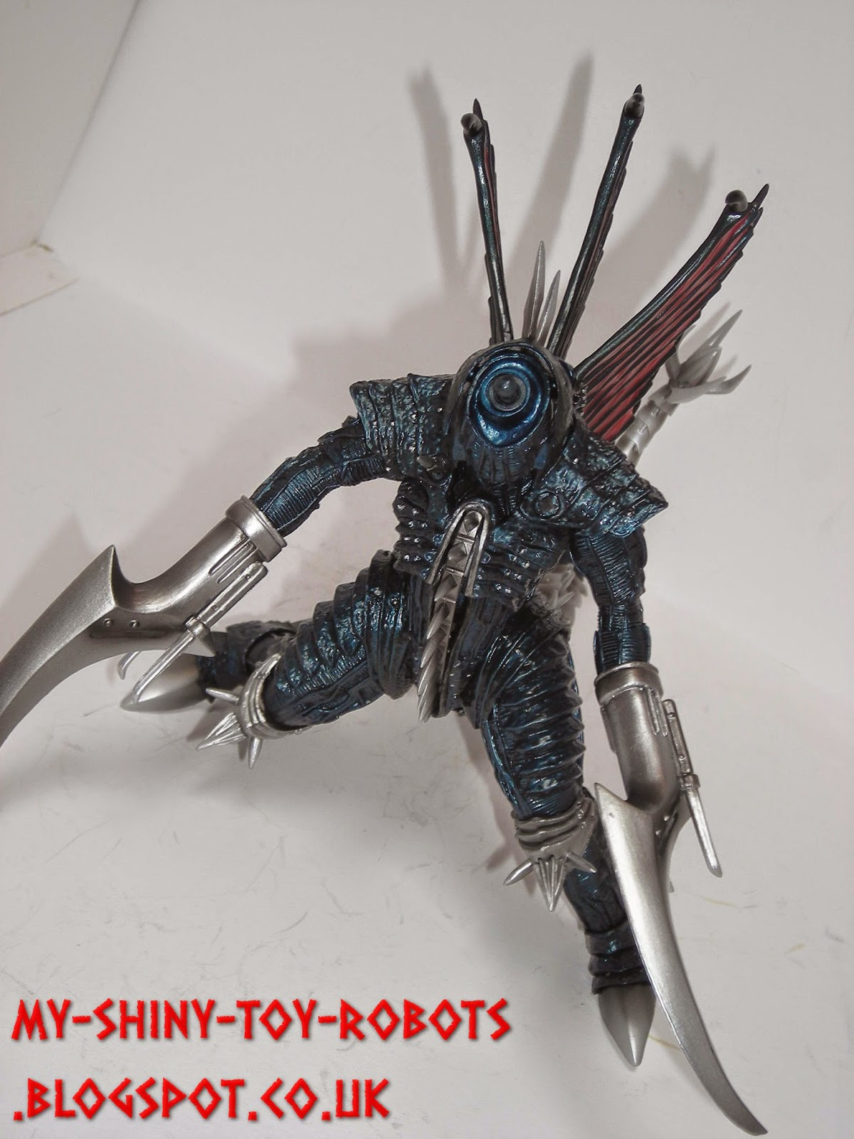 Gigan as he is remembered in Final Wars