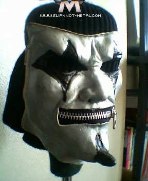 that's me... kycerz ♥: SLIPKNOT mask from time to time