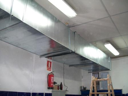 Conductos para salida de gases chimeneas tubos de acero - Chimeneas de acero ...