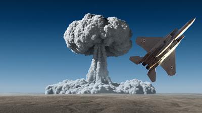 Israele potrebbe creare un false flag con armi atomiche per screditare l'Iran