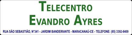 Telecentro Evandro Ayres