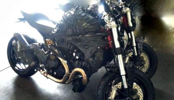 motonhapkhau Ducati Monster 1198 launch pics 1jpg