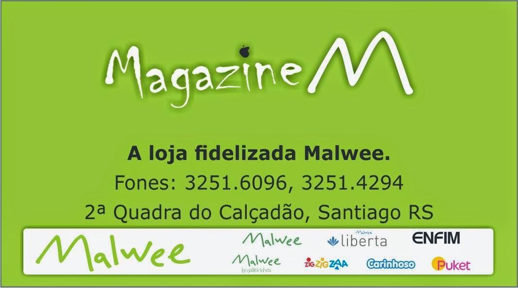 Magazine M em Santiago!