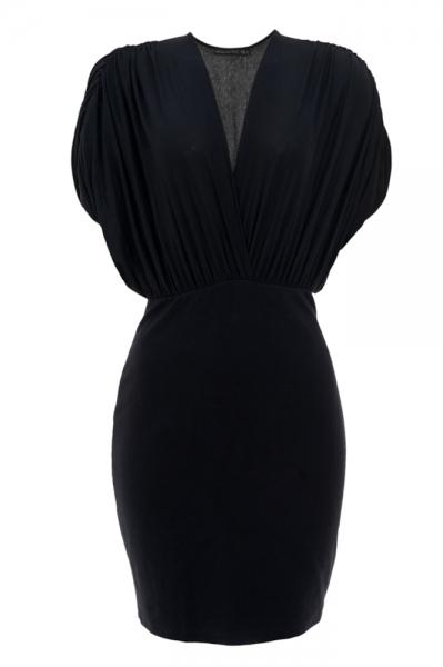 vestido+Preto+Preta+Gil Plus Size fashion style a la PRETA GIL