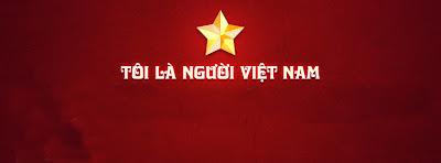 Ảnh bìa facebook hình lá cờ Việt Nam