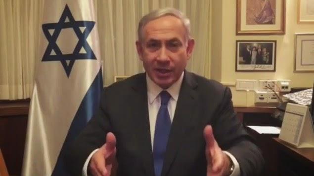 Para atrair extrema-direita, Netanyahu afirma que é contra Estado palestino