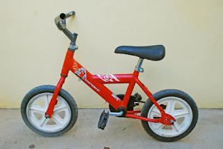 vélo avant draisienne